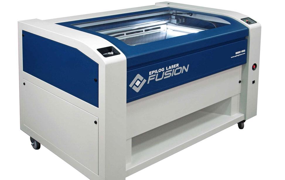 Epilog Fusion CO2 Laser